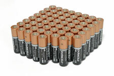 New Duracell CopperTop Alkaline AA MN1500 Batteries with DuraLock - 100 Count