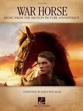 John Williams War Horse Spielberg Learn to Play Piano Solos Music Book