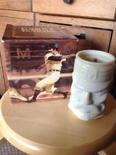 NIB but Box Shows Wear, Avon Casey At The Bat Tankard.