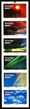 Sweden 2000 Booklet Signs in the sky.  MNH
