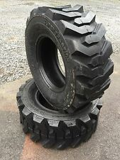 2 NEW Skid Steer Tires 14-17.5 - 14 ply rating - 14X17.5 - Backhoe Tires