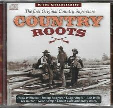 CD 20T THE FIRST ORIGINAL COUNTRY SUPERSTARS COUNTRY ROOTS RODGERS/RITTER...NEUF