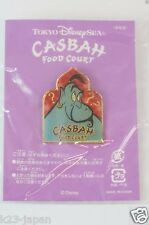 Tokyo Disney SEA Restaurant Limited Pin Casbah Food Court Genie #2 Not For Sale