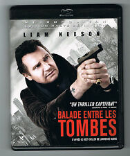 BALADE ENTRE LES TOMBES - LIAM NEESON - BLU-RAY COMME NEUF