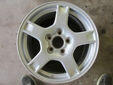 "1997 1998 1999 C5 Corvette Silver 5 spoke Front Argent Wagon Wheel 17""X8.5"" OEM"