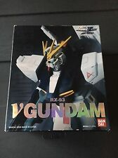 Bandai Gundam Mobile Suit In Action Figure EMSIA RX-93 V Nu Gundam Lot