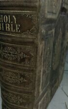 The Holy Bible: Containing the Old and New Testaments and the Apocrypha c. 1860