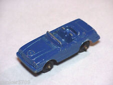 TOOTSIETOY MERCEDES BENZ CONVERTIBLE STYLE CAR DIECAST MADE IN USA - CHICAGO