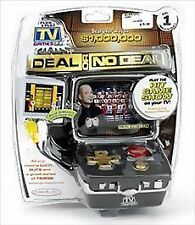 New Jakks Pacific Deal Or No Deal Plug & Play TV Video Game Show  Howie Mandel