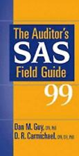 The Wiley Auditor's SAS Field Guide 99