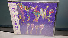PRINCE 1999 (1982) WEST GERMANY TARGET CD JAPAN EDIT OBI 3800yen 38XP 1ST PRESS