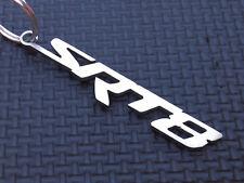 DODGE SRT8 keyring JEEP CHALLENGER CHARGER V8 HEMI 300C SRT 8 10 emblem keychain