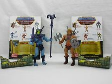 MOTUC,MOTU,HE-MAN & SKELETOR,Masters Of The Universe Classics,100% Complete