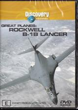 ROCKWELL B-1B LANCER - DISCOVERY CHANNEL - NEW R4 DVD FREE LOCAL POST