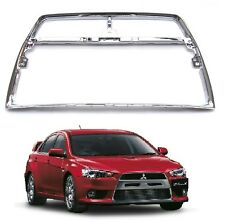 MITSUBISHI Lancer CZ4A Evolution 2008-2015 FRONT BUMPER RADIATOR GRILL CHROME