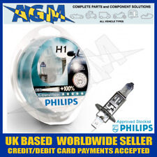 Philips X-treme Vision 100% Brighter Xenon Effect H1 Upgrade Kit 2 x Bulbs H1XV2