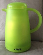 RETRO Aladdin Thermos Thermal 32oz. CHARTREUSE Coffee Carafe Made in Belgium