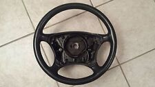 OEM MERCEDES BENZ S E CLASS LEATHER STEERING WHEEL 1042470 1042 470 6015835