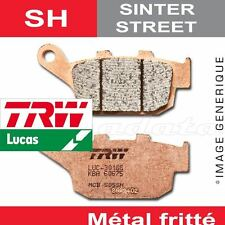 Plaquettes de frein Arrière TRW Lucas MCB 731 SH Yamaha FJR 1300 AS ABS RP23 13-