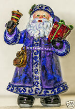 """Santa Claus with Bell Fridge Magnet 3.25""""x2.25"""" Collectibles (PMD11022)"""