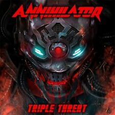 Annihilator - Triple Threat - New CD Album