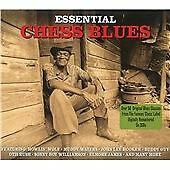 Various Artists - Essential Chess Blues (2013)