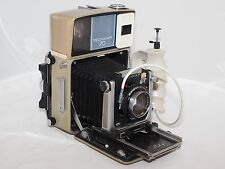 Linhof  Technika 70 6x9cm field camera kit. Camera, lens, grip. Excellent.