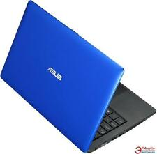 "Asus x200ma-kx373b bleu 11,6 ""Windows 8.1 Ultrabook 2.16 ghz cpu 2 go de ram 500 go"