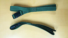 Lot of 2 each - MOLLE straps, lashing, with ITW buckle, USGI