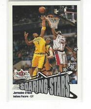 2002-03 FLEER TRADITION BASKETBALL CRYSTAL JERMAINE O'NEAL #232 #138/199 PACERS