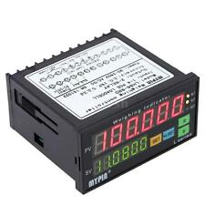 Digital Weighing Weight Controller Load-cell Indicator 6 Digits LED Display HN1N