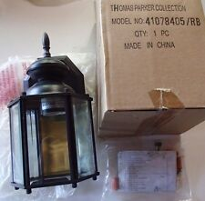 *NEW* Thomas Parker Outdoor Light Fixture Rubbed Bronze 41078401-RB