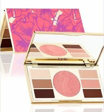 TARTE POPPY PICNIC AMAZONIAN CLAY EYE & CHEEK PALETTE GORGEOUS PEACHY COLORS NIB