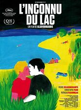 Stranger by the Lake (2013) Movie Poster (24x36)- L'inconnu du lac, Guiraudie v2