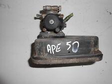 Carburatore Corpo Farfallato Motore Piaggio Ape 50 1996 2015 Engine Carburetor