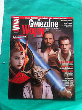 ►► rare Polish magazine Viva 1999 68 pages about Star Wars Phantom Menace POLAND