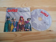 CD Pop Le Kid - I Don't Dance (3 Song) Promo ONE NIGHT REC / DNMM cb