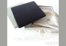 "Mouse Pad 100% LEATHER for Apple Laptop / PC ""collectible"" From LEVENGER + Box"