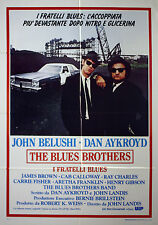 The Blus Brothers Posters 100x140 cm