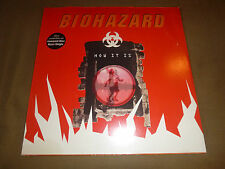 "BIOHAZARD How It Is 12"" Cypress Hill House Of Pain Warner Bros 1994"