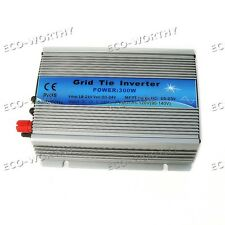 ECO 300W WATT Micro Grid Tie Inverter MPPT Function 12V for Solar Panel System