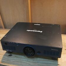 Panasonic PT-DW5100U LCD Projector | As Is, For Parts or Repair | nc