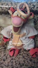 Disney Tigger dressed as a choir Angel New w tags Retired