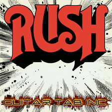 Rush Guitar Tab RUSH self titled Lessons on Disc