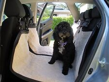 Back Seat Buddy Pet Dog Seat Protector Removable Insert -Ultimate Car Seat Cover