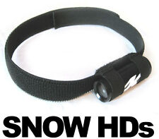 4Kam HDs Pro - Ski & Snowboard Bullet Helmet video head cam 1080p HD