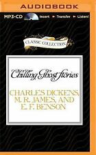 Chilling Ghost Stories by E. F. Benson, Charles Dickens and M. R. James...