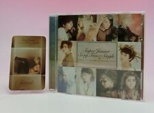CD+DVD+Photo card SUPER JUNIOR Sexy, Free & Single Japan 4th Single Leeteuk