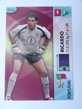 Panini FIFA World CUP 2006 GOAAAL! Football Card No 11 - Ricardo - Portugal.