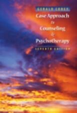 Case Approach to Counseling and Psychotherapy by Corey, Gerald